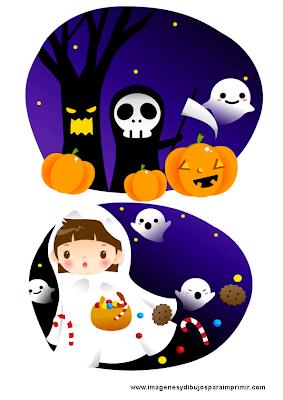 Imagenes de fantasmas infantiles