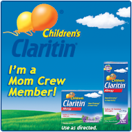 Childrens Claritin Mom Crew