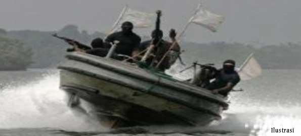Semester Pertama 2013 Kejahatan Maritim Asia Capai 57 Kasus