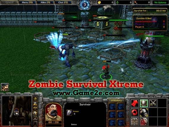 Zombie survival xtreme 2.7.1 zip