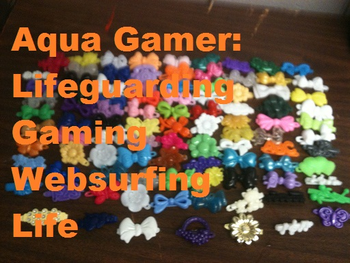 Aqua Gamer: Lifeguarding, gaming, websurfing, life