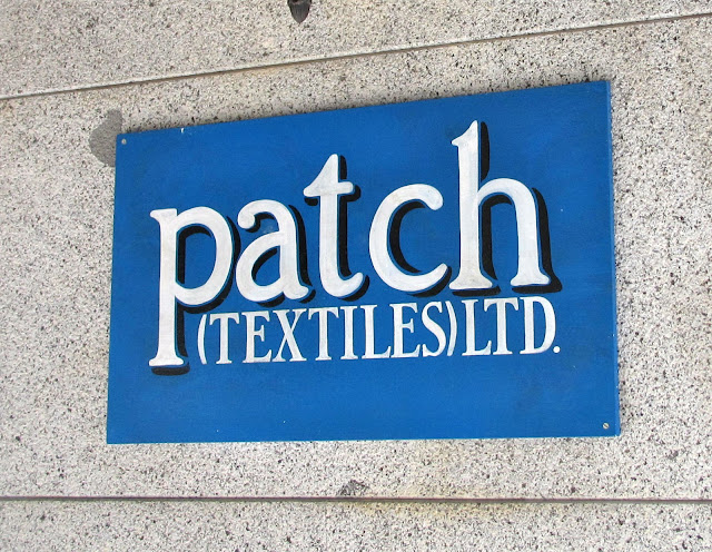 patch menswear