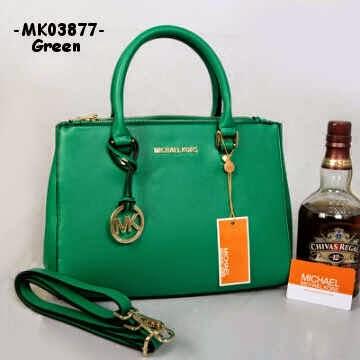 Tas Michael Kors 03877 (Green)