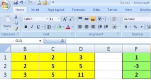 Menyelesaikan Sistem Persamaan Linier (SPL) dengan Excel
