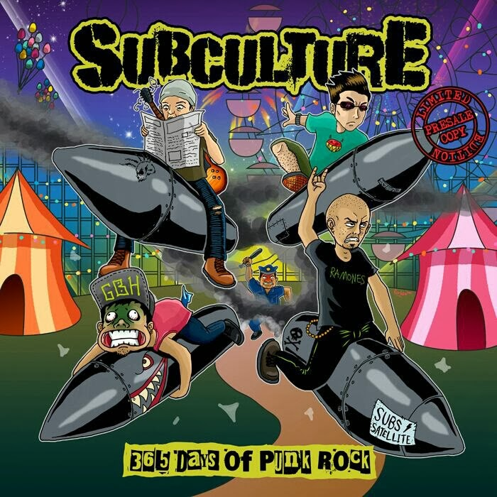 Subculture Band