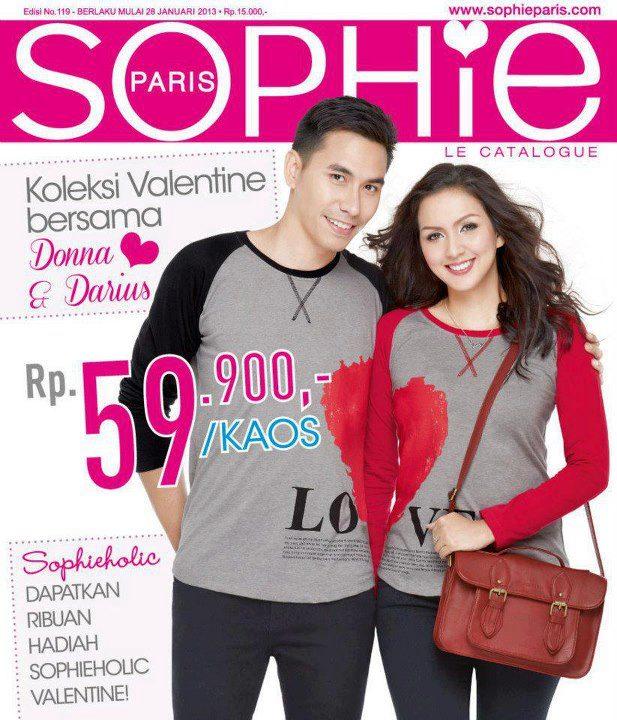 Terbaru: Katalog Sophie Martin Maret 2013