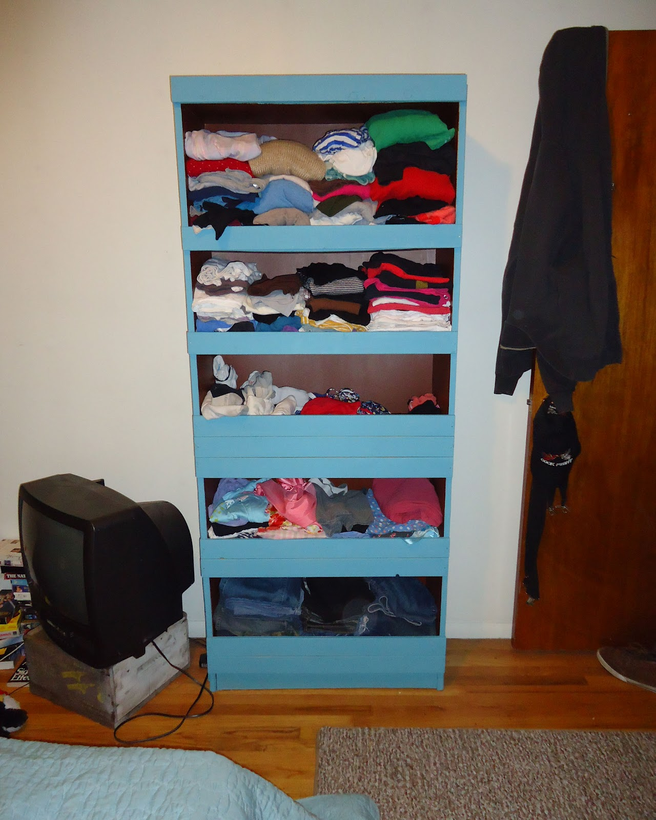 Superb img of make your own dresser closet organizer homemade dresser with #6D371A color and 1280x1600 pixels