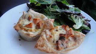 Mums in the Kitchen: Sweet Potato & Ricotta Tarts
