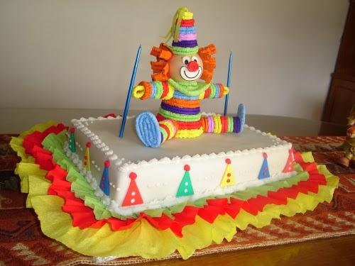 MuyAmeno.com: Tortas de Payasos, parte 3