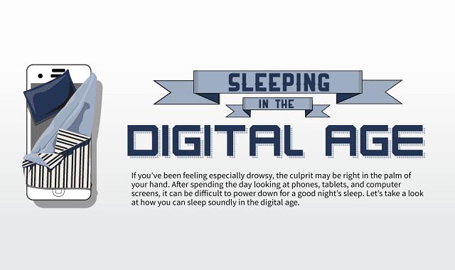 Sleeping in the Digital Age
