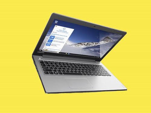 Notebook Lenovo Ideapad 310 de 15 polegadas