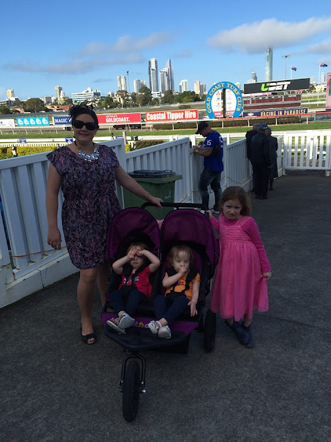 Gold Coast Turf Club family fun day.Image: goldcoastmum.com
