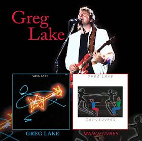 Greg Lake's Greg Lake & Manoeuvres