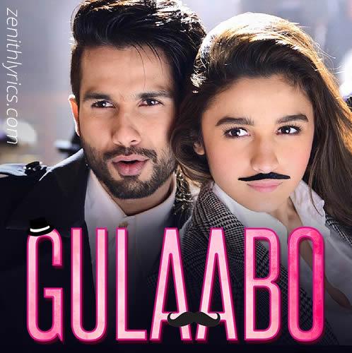 Gulaabo from Shaandaar