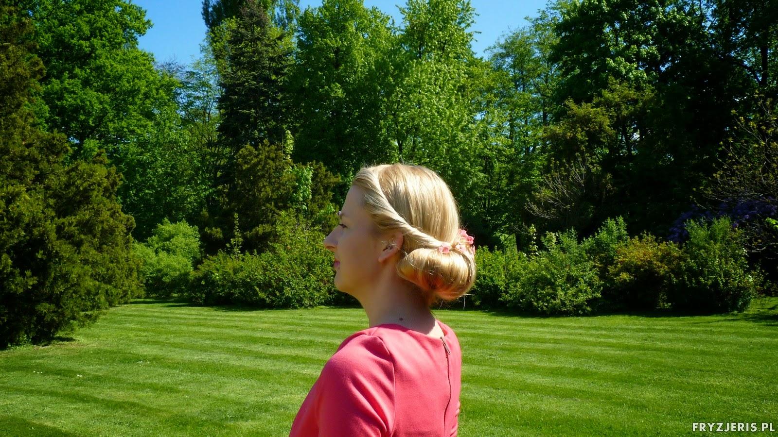fryzury - upiecie na wypelniaczu 7