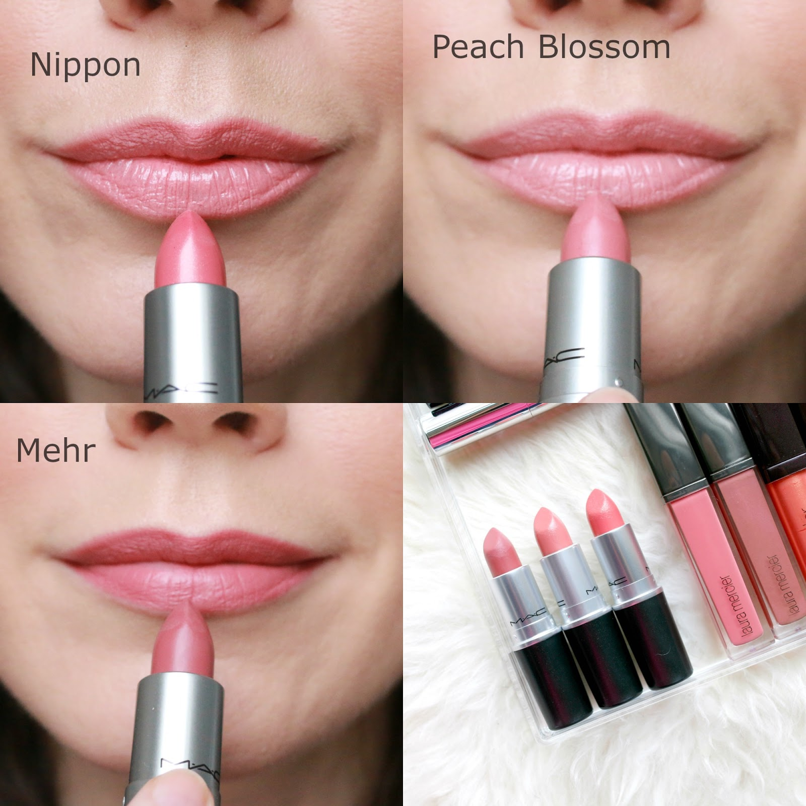 Famoso A Little Bit etc.: New MAC Lipstick Additions GC05