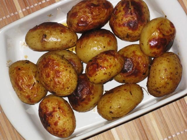 Çeşnili patates tarifi(resimli anlatım)