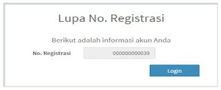 Lupa Kode Register e-pupns