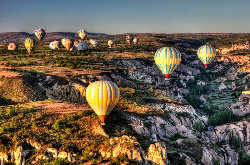 Chimneys of Cappadocia
