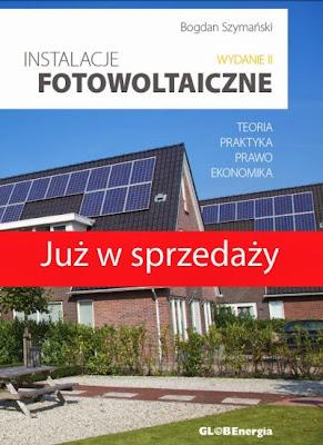 książka instalacje fotowoltaiczne