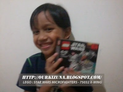 Jom review LEGO Star Wars Microfighters 75032 X Wing