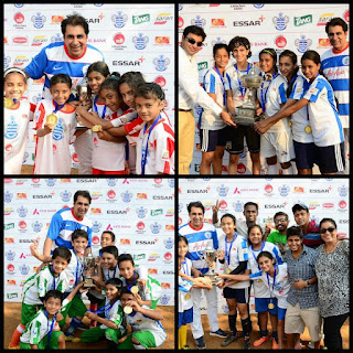 7th QPR South Mumbai Junior Soccer Challenger 2015