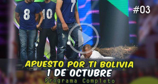 1octubre-apuestoporti-Bolivia-cochabandido-blog-video