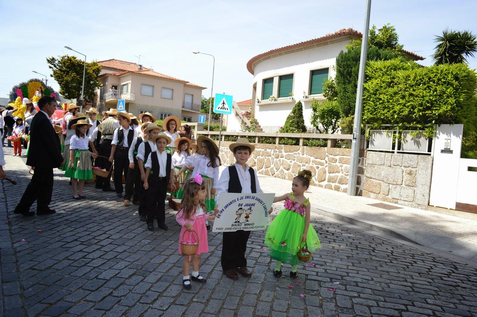 Festa da Flor em Vila Nova de Famalicão