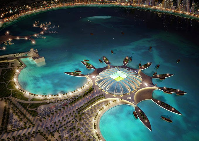 World Cup 2022: Qatar's stadiums