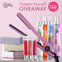 Enter for a Chance to Win a $400 Pamper Yourself Giveaway!