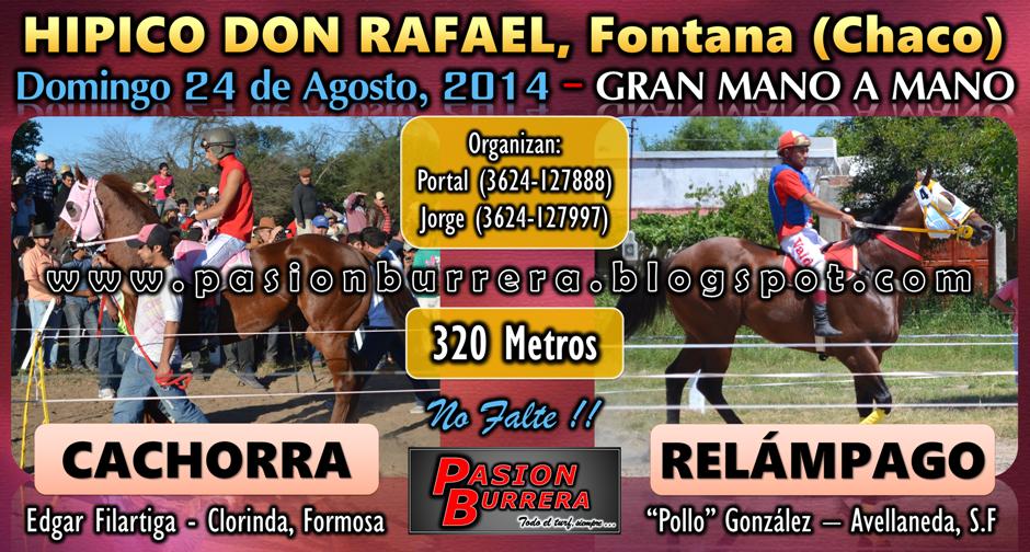 FONTANA - CHACO - 24-8-14