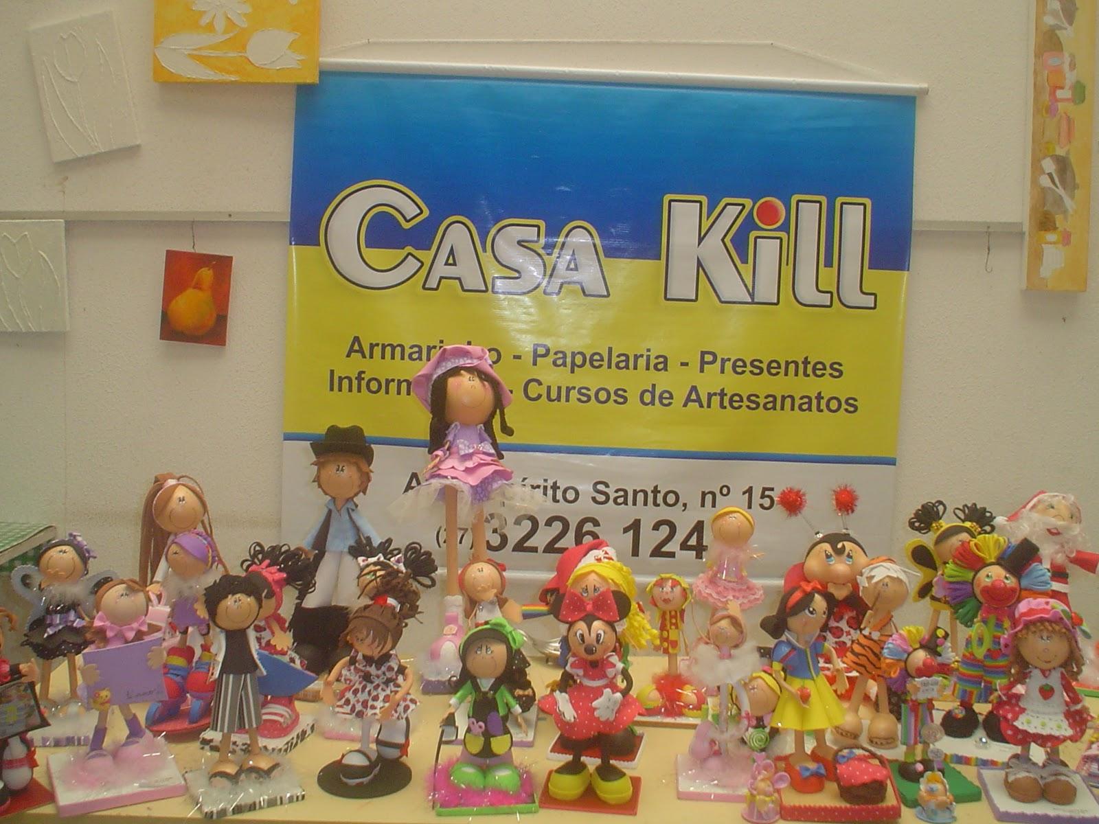 CASA KILL - (27)3226-1245