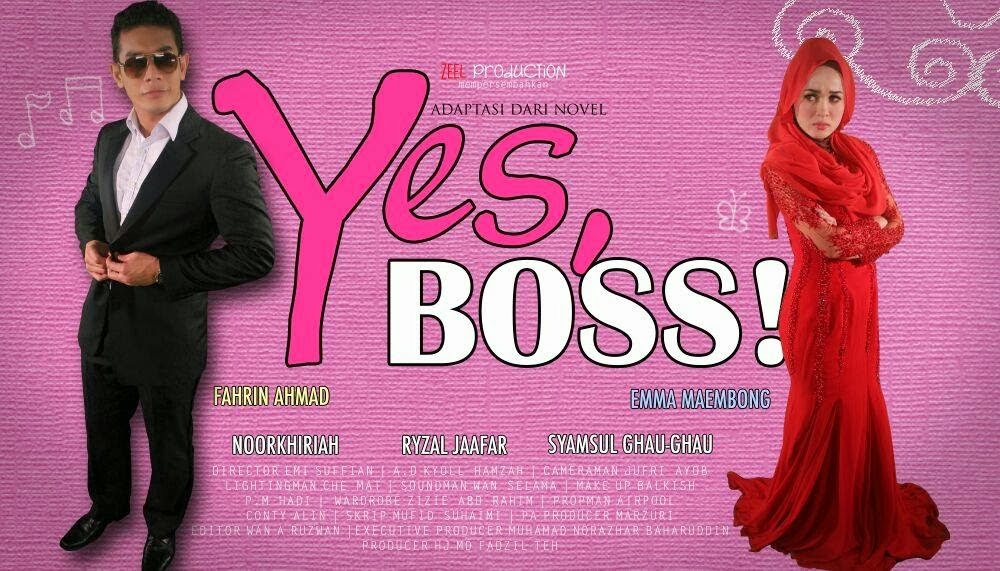 Drama Yes Boss TV3 Episode 3 Online