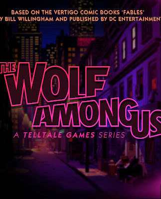 PC Game THE WOLF AMONG US EPISODE 1-RELOADED