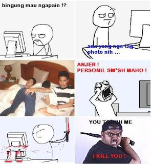 Kumpulan Foto Meme Comic Indonesia Terbaik