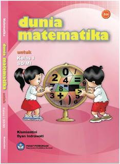 BSE Matematika SD kelas 1