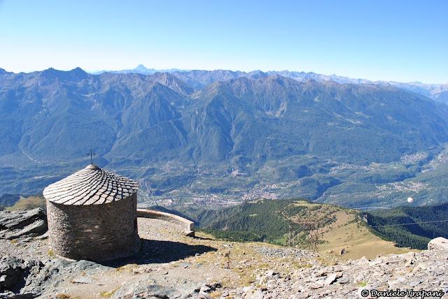Val Susa dal Rocciamelone