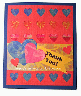 heart background cut file valentine card