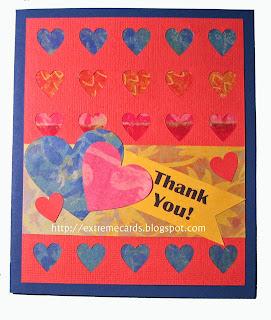heart background cut file valentine card