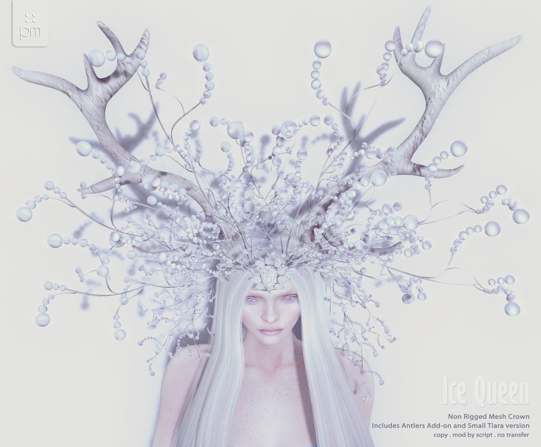 Ice Queen   ! *PurpleMoon Creations* !