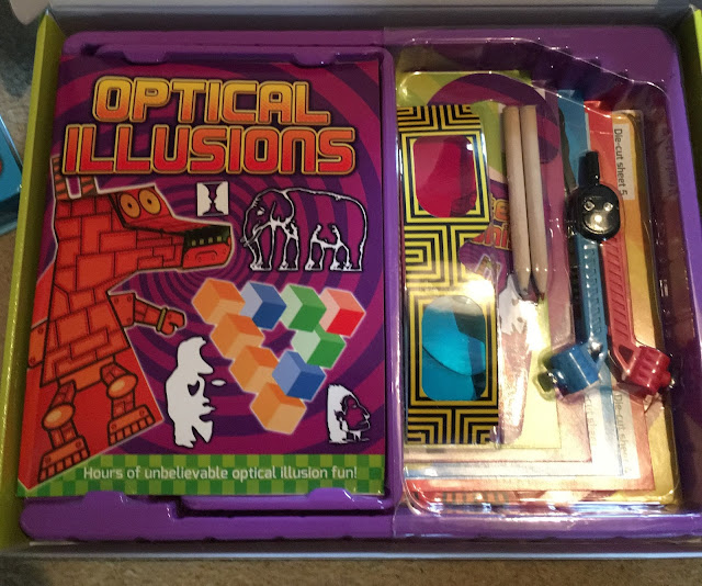 optical illusion kit