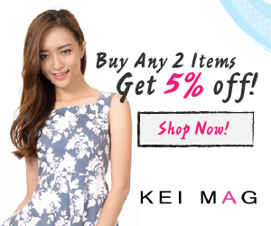 KEI MAG- Malaysia Online Boutique- Fashion: Clothings: Dress: Shop