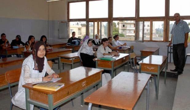 امتحانات الفصل الثاني يوم 24 فيفري