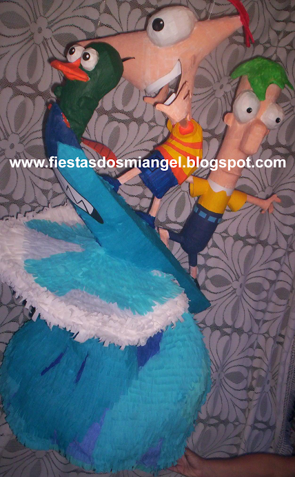 PHINEAS Y FERB II