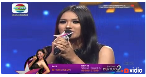 Inilah Pemenang Bintang Pantura 2 Tgl 06 November 2015