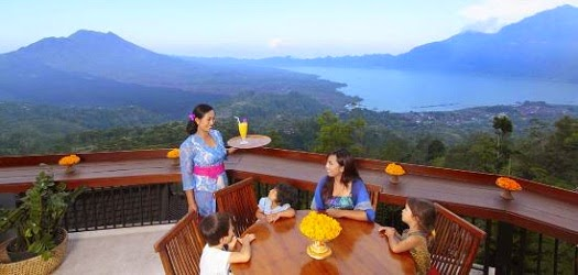 Batur Kintamani Bali Holiday