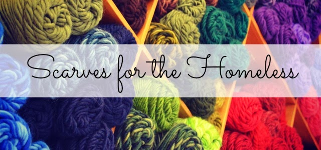 Knitting Scarves For The Homeless : My life in lists scarves for the homeless