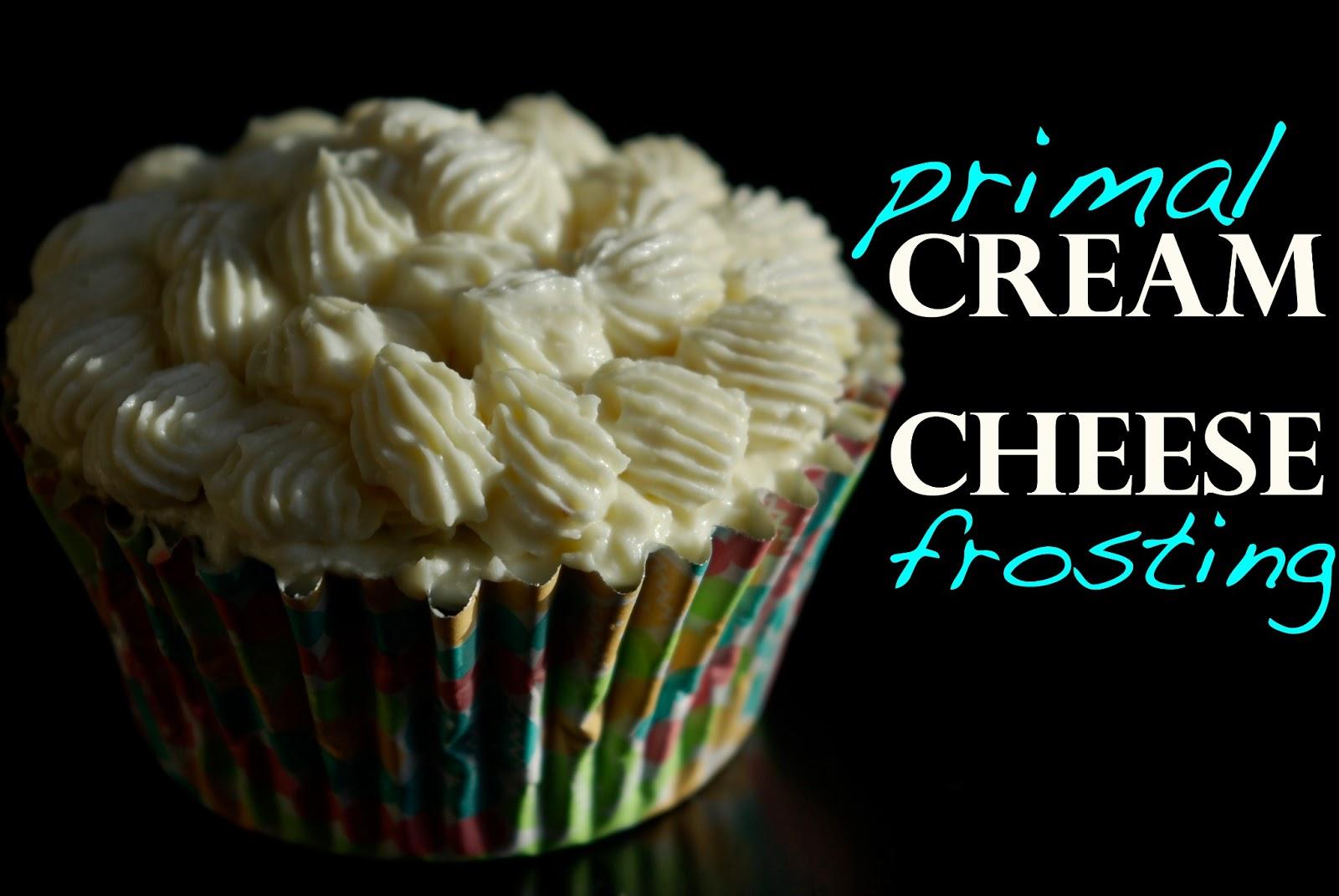 Paleo Cream Cheese Cake