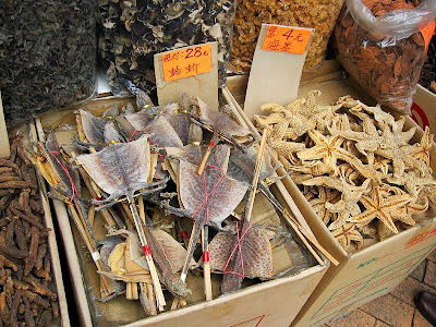 hong kong dried seafood street