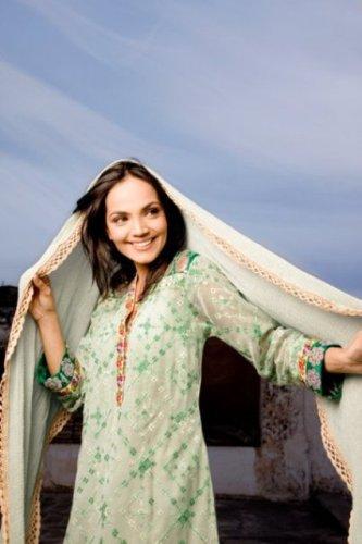 Latest images of Pakistani Model and Actress Amina Sheikh